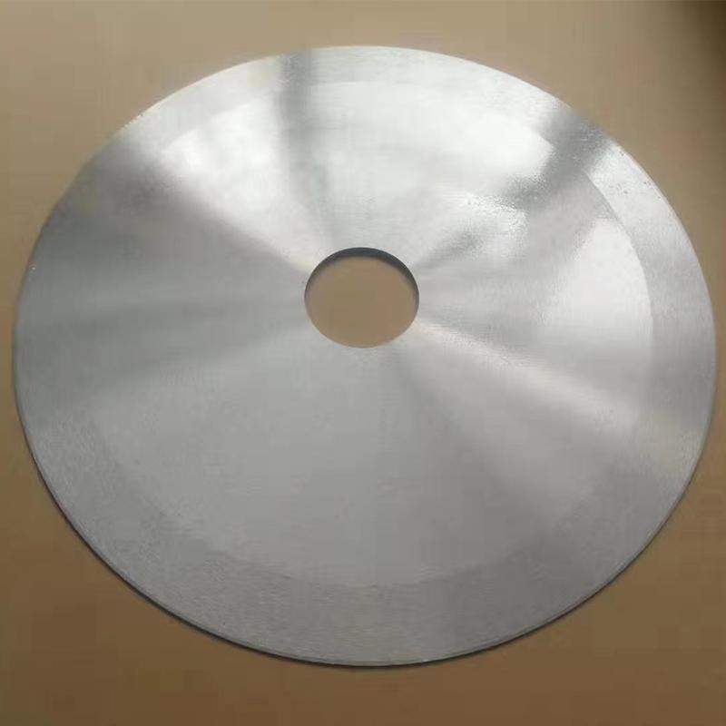 玻璃棉分条机圆刀片