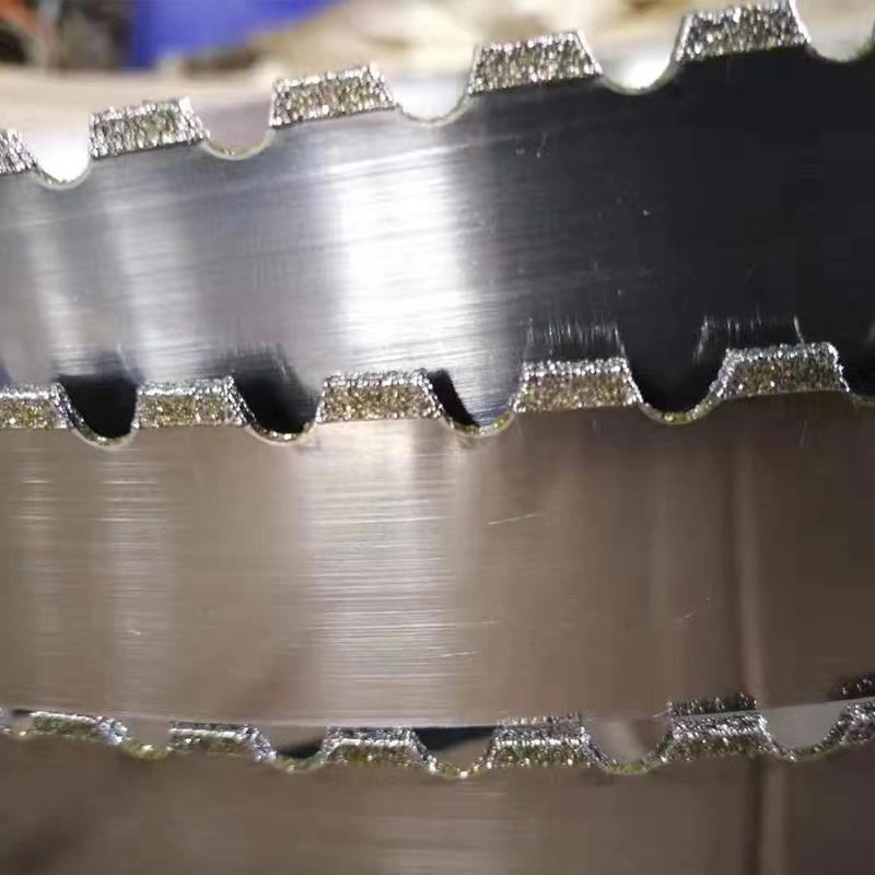 金钢石带锯条