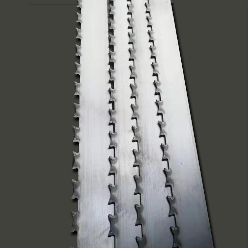 带锯条的焊接方法及处理